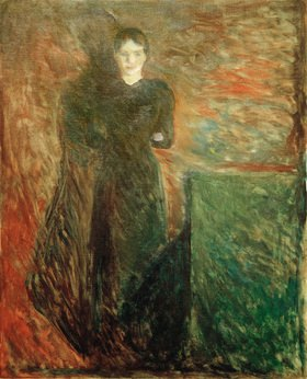 Edvard Munch: Olga Buhre