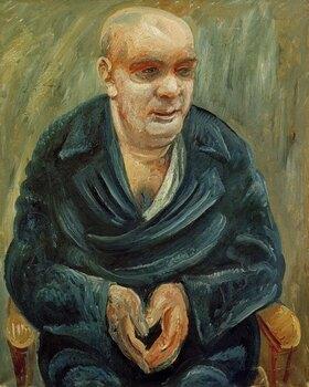 Paul Kleinschmidt: Portrait of Mr. Beermann