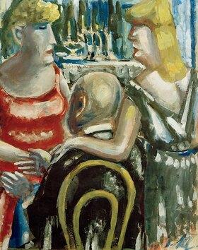 Paul Kleinschmidt: Two women and a Man