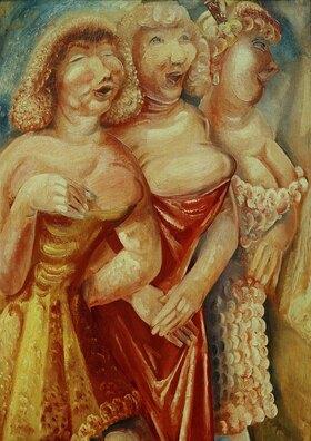Paul Kleinschmidt: Drei Sängerinnen