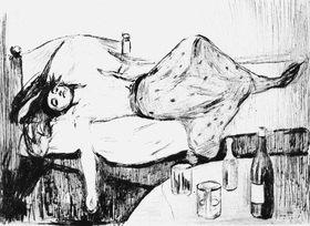 Edvard Munch: Der Tag danach