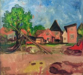 Edvard Munch: Travemünde