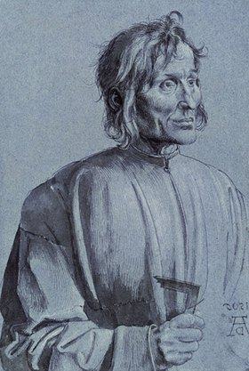 Albrecht Dürer: Bildnis eines Baumeisters (sog. Hieronymus von Augsburg)