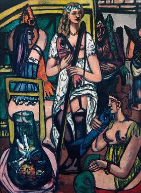 Max Beckmann: Grosses Frauenbild, Fischerinnen