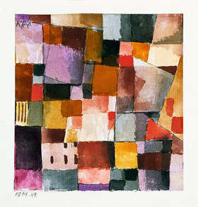 Paul Klee: Ohne Titel