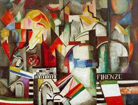 Alexandra Exter: Florenz