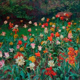 Maximilian Lenz: Tulpen
