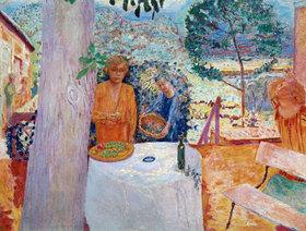 Pierre Bonnard: Die Terrasse in Vernon