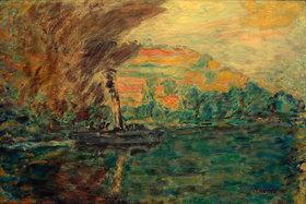 Pierre Bonnard: Der Schlepper