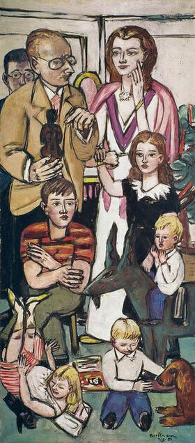 Max Beckmann: Die Hope Familie