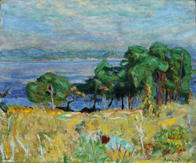 Pierre Bonnard: Die Bucht von Saint-Tropez