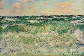 Claude Monet: Meerstudie (Etude de mer)