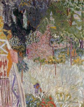 Pierre Bonnard: Bluehender Apfelbaum