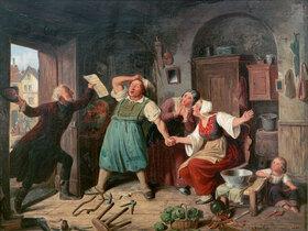 Heinrich Franz Gaudenz von Rustige: Das große Los
