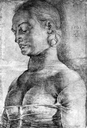 Albrecht Dürer: Die heilige Apollonia