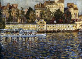 MARIA PIDELASSERRA: Die Seine