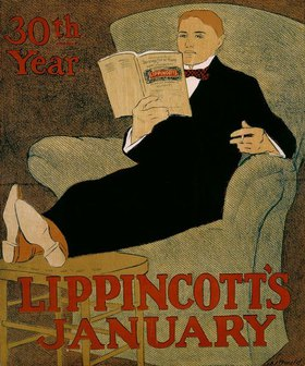 LIPPINCOTT'S / JANUARY