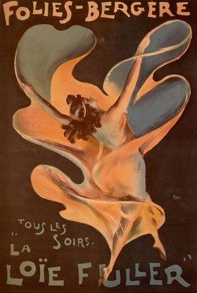 Folies Bergére / Tous les Soirs / La Loïe Fuller