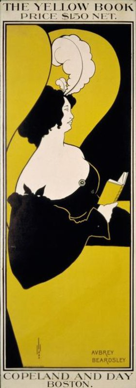 Aubrey Vincent Beardsley: THE YELLOW BOOK