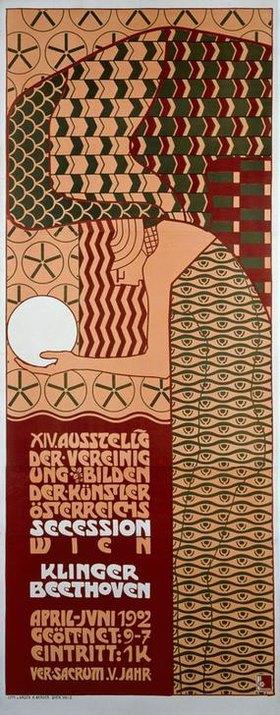 XIV. Ausstellung der Vereinigung Bildender Künstler Österreichs