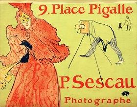 Henri de Toulouse-Lautrec: Le Photographe Sescau
