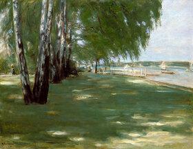 Max Liebermann: Der Garten des Künstlers in Wannsee