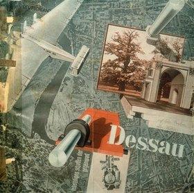 Kurt Schwitters: Prospekt der Stadt Dessau