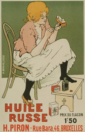 HUILE RUSSE