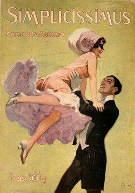 Wennerberg Brynolf: Tanzpaar