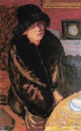 Pierre Bonnard: Portrait von Marthe Bonnard