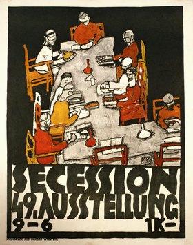 Egon Schiele: Neukunstgruppe