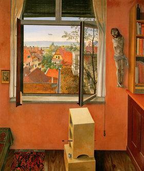 Rudolf Wacker: Das Fenster