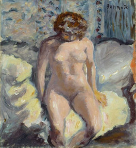 Pierre Bonnard: Frauenakt