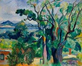 Henri Manguin: Die Bucht von Saint Tropez
