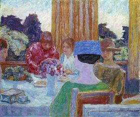 Pierre Bonnard: Die Teestunde