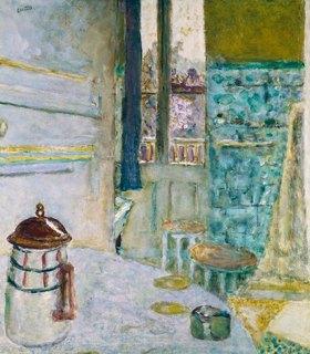 Pierre Bonnard: La cafetiere