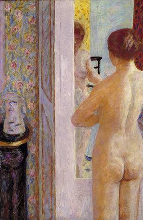 Pierre Bonnard: Die Toilette
