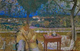 Pierre Bonnard: Conversation provencale (Dans le Jardin)