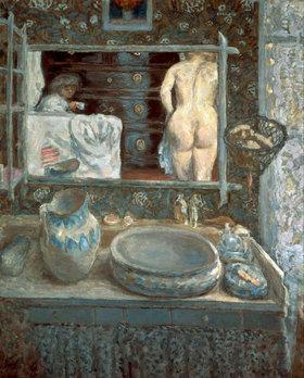 Pierre Bonnard: Der Spiegel
