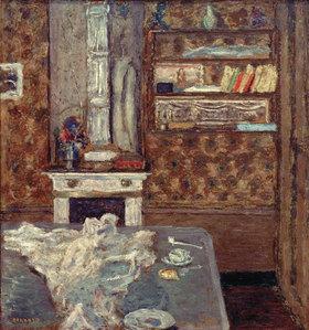 Pierre Bonnard: Interieur Esszimmer
