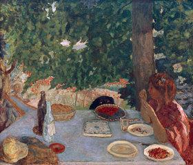 Pierre Bonnard: Der Kirschkuchen