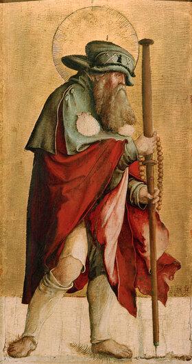 Meister von Messkirch: Der Apostel Jacobus d. Ä