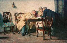 Giacomo Favretto: Susanna und die Alten