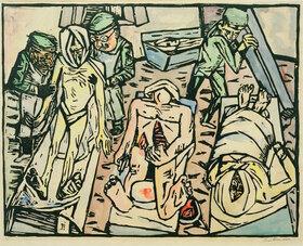 Max Beckmann: Totenhaus