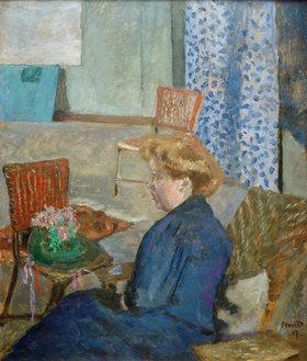 Pierre Bonnard: Die Modistin