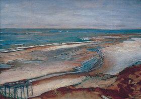 Max Beckmann: Strandlandschaft