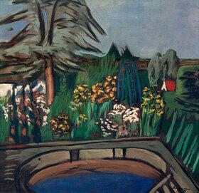 Max Beckmann: Blühender Garten