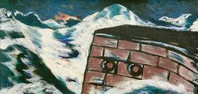 Max Beckmann: Landungskai im Sturm