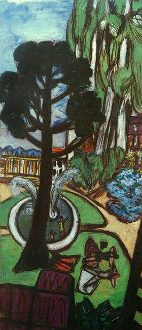 Max Beckmann: West-Park
