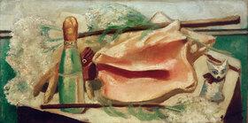 Max Beckmann: Stilleben mit rosa Muschel
